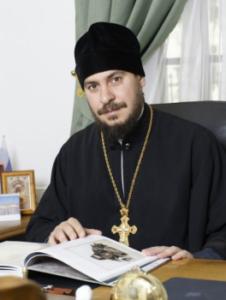 Протоиерей Димитрий Лескин - настоятель Архиерейского подворья г. Тольятти (Ставрополь-на-Волге)