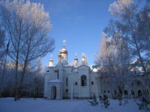 Храм Всех святых, в земле Русской просиявших