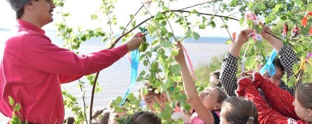 Православный летний детский лагерь